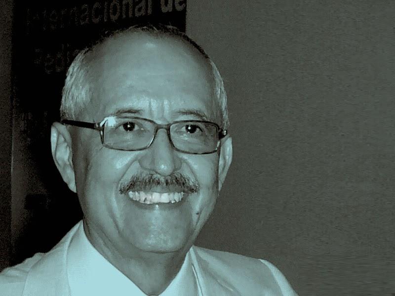 Leonardo Landa Rivera, pediatra, vicepresidente de APILAM