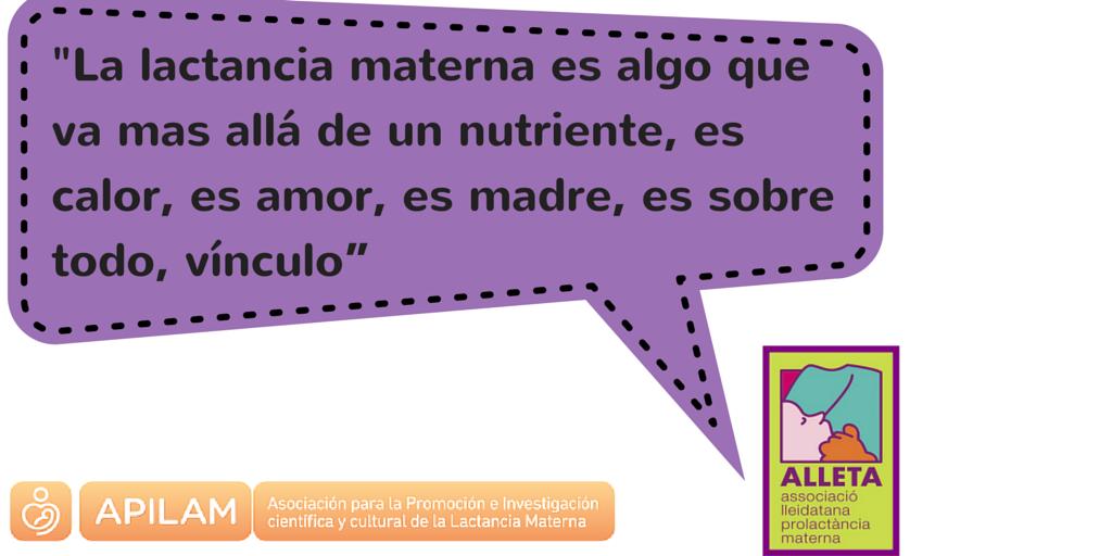 La lactancia materna es algo que va mas all de un nutriente es calor es amor es madre es - Alimentos para producir leche materna ...