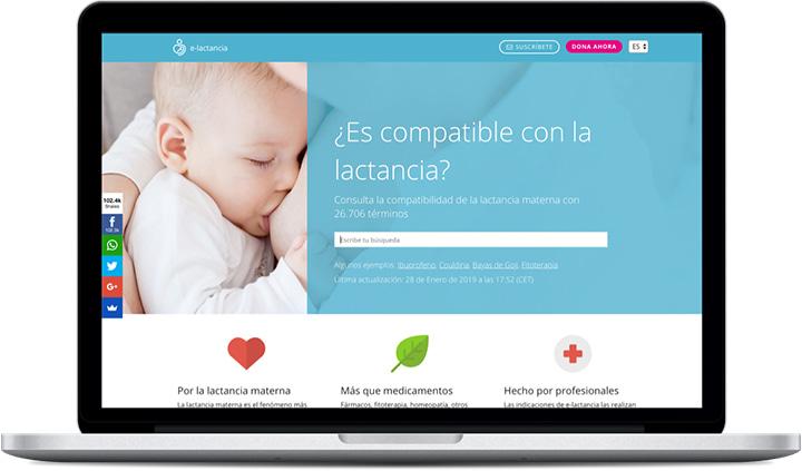 Proyecto e-lactancia
